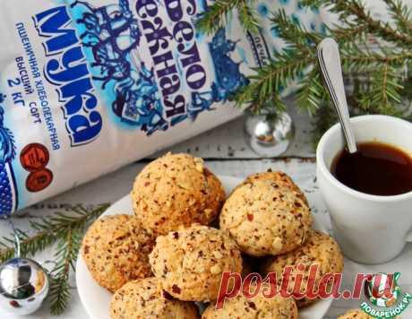 Печенье Филбертины – кулинарный рецепт