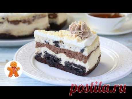 "Чизкейк ""Шоколадное Безумие"" ✧ Chocolate Cheesecake"