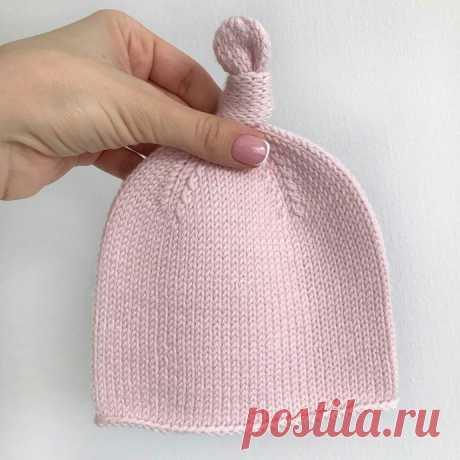 Неординарная детская шапочка из категории Интересные идеи – Вязаные идеи, идеи для вязания