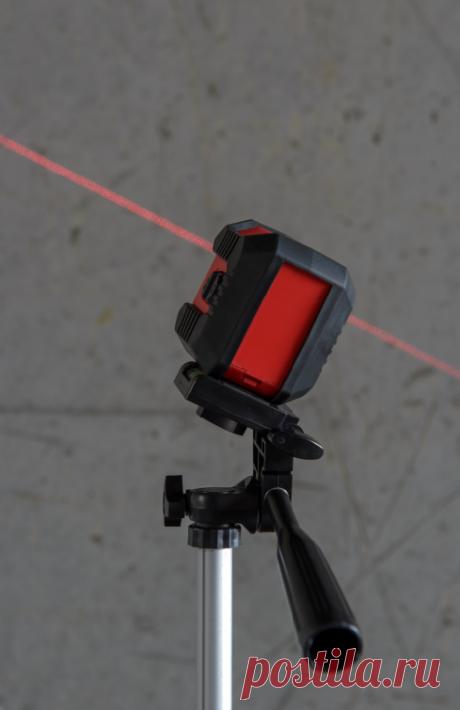 Лазерный уровень для непрофессионалов - Самоделкино - медиаплатформа МирТесен