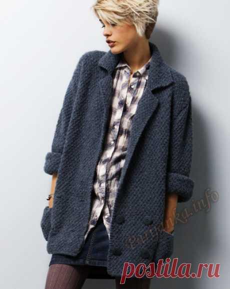 Куртка (ж) 06*26 Phildar №4340