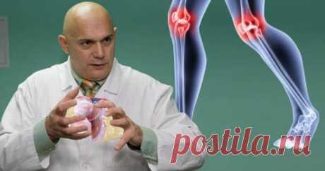Чудотворец доктор Бубновский: «Даже если вам за 50 лет, научу, как вылечить суставы!» Вот ему я доверяю — Умный совет