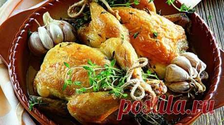 Праздничные блюда из курицы на Gastronom.ru