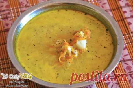 Суп из цветной капусты | OnlyVEG