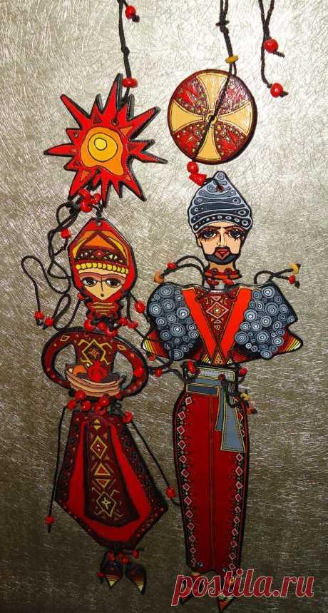 Ar-Mari Rubenian | My dolls are made of ceramics