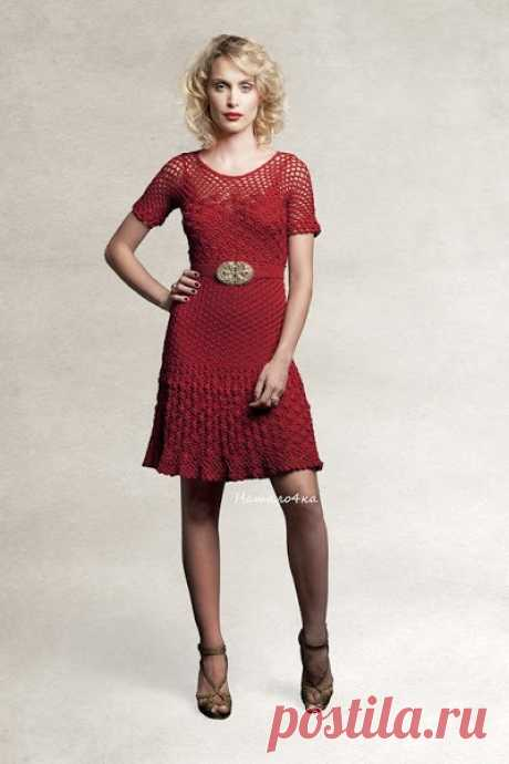 Коктейльное платье от Джованны Диас