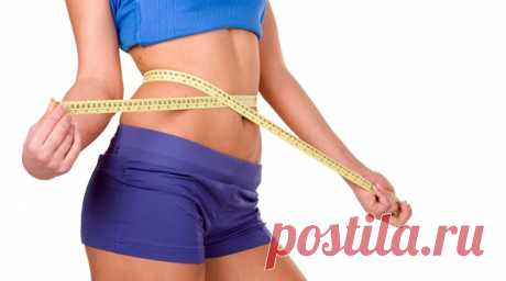 Чтобы сильно похудеть за неделю нужно выполнять всего 1 упражнение!
