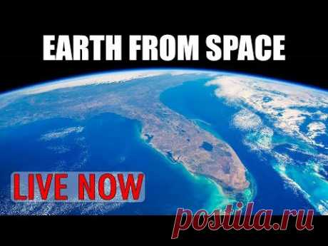 NASA Live Stream - Earth From Space LIVE Feed   ISS tracker &  live chat