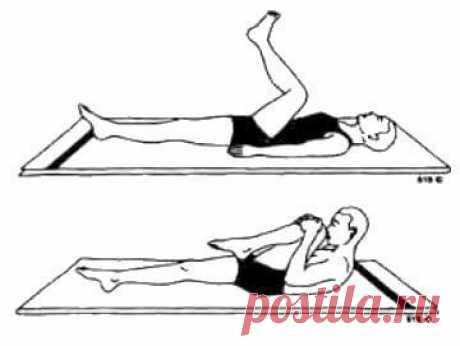 5 упражнений, чтобы желудок и кишечник работали как часы Эти упражнения чрезвычайно эффективно выводят газы из желудка и кишечника. Эти упражнения – волшебное избавление от запоров и несварения желудка.