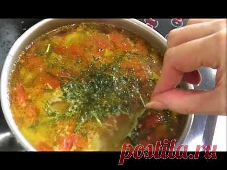 ТОП - 5 ПРОСТЫХ СУПОВ НА КАЖДЫЙ ДЕНЬ. С этими супами ваш обед будет готов уже через 20 минут