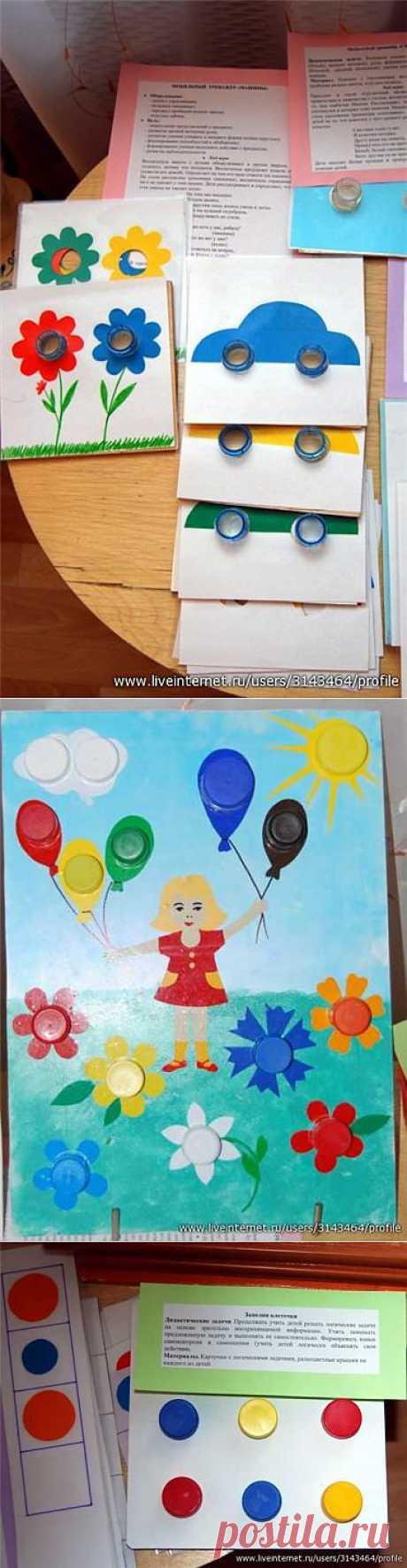 Развивающие игрушки детям своими руками. Развитие моторики / Развитие логического мышления, логики и моторики у детей / Ёжка - стихи, загадки, творчество и уроки рисования для детей
