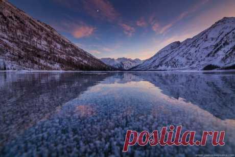 Аж дух захватывает! 15 ошеломляющих пейзажей России — Болтай
