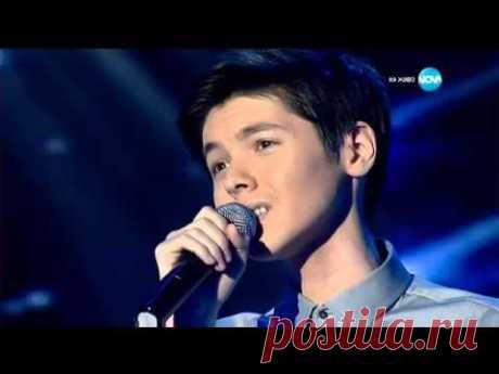 Кристиан Костов - Jealous - X Factor Live (19.01.2016)