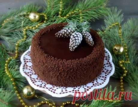 Зимние тортики