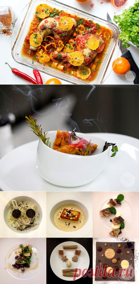 7 лучших кулинарных блогов | Tele.ru