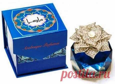 Масляные духи Layla / Лайла от Arabesque Perfumes в СПб
