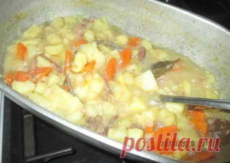 (5) Тушеная картошка - пошаговый рецепт с фото. Автор рецепта Татьяна Трубарина . - Cookpad