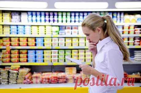 Читаем правильно этикетки на продуктах питания. Учимся читать между строк
