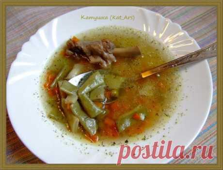 Суп овощной с уткой | Русская кухня