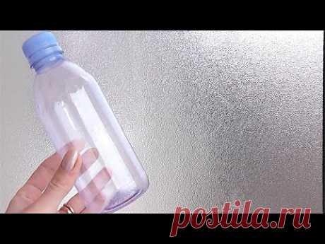 Идея подарка из пластиковых бутылок своими руками