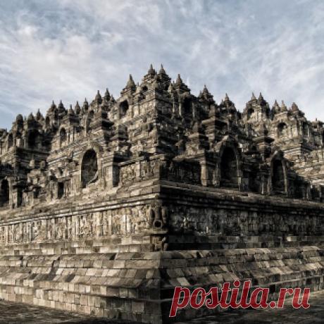 Тайны храма Боробудур, затерянного в джунглях острова Ява | Журнал РЕПИН.инфо