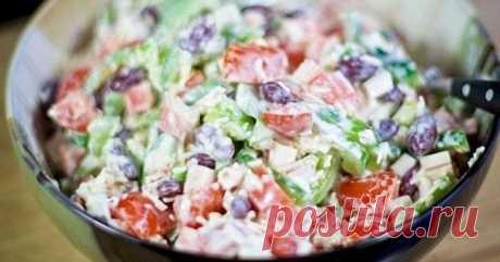 Рецепт жиросжигающего салата для похудения, на котором я скинула 15 кг за один месяц — Женские секреты