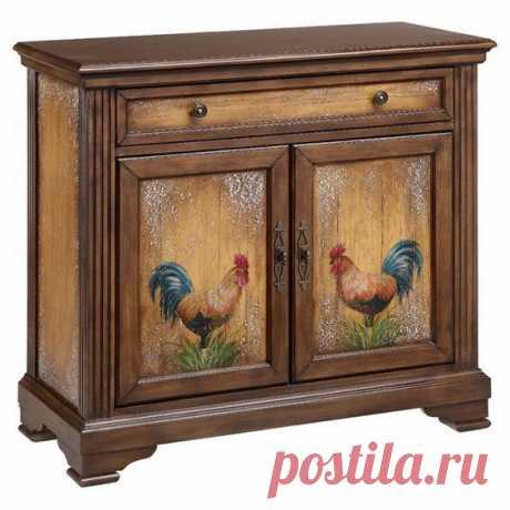 (3727) Pinterest - Петушиный декор | Декупаж