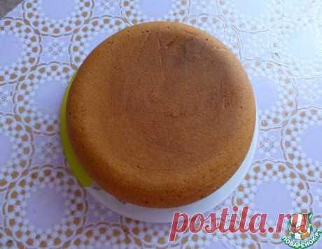 Бисквит на лимонаде – кулинарный рецепт