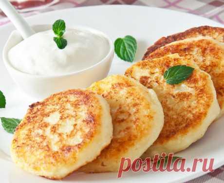 Сырники из творога — классические, с манкой, пышные, в духовке — лучшие рецепты. Как правильно их приготовить . Милая Я