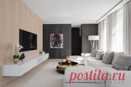 Minimalism in an interior: description of style, choice of color, finishing, furniture and decor