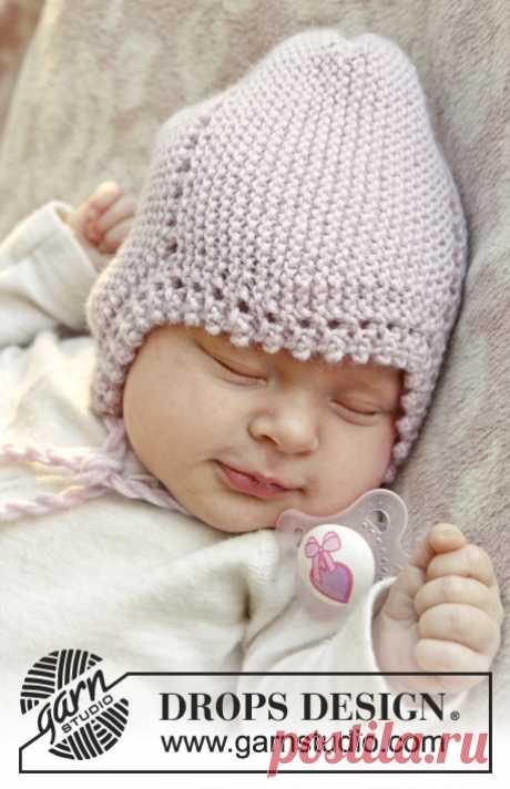 Детская шапочка Lullaby - блог экспертов интернет-магазина пряжи 5motkov.ru