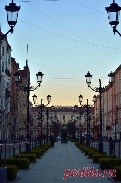 Батарин Владимир Ильич — «Санкт-Петербург, Малая Конюшенная улица. » на Яндекс.Фотках