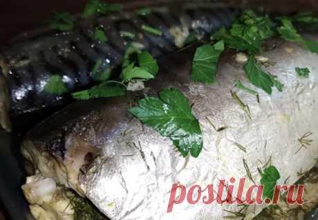 Жарим скумбрию: простая рыба становится как семга