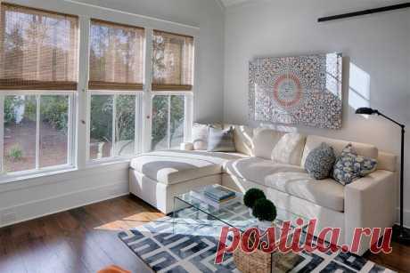 Интерьер дачи: фото лучших примеров — Roomble.com