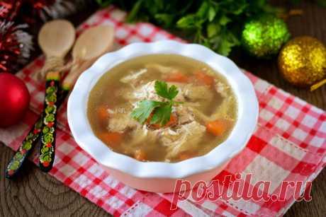 Холодец из куриных бедрышек на Новый год — Sloosh – кулинарные рецепты