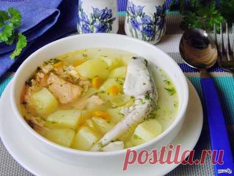 186 рецептов супов с рыбой