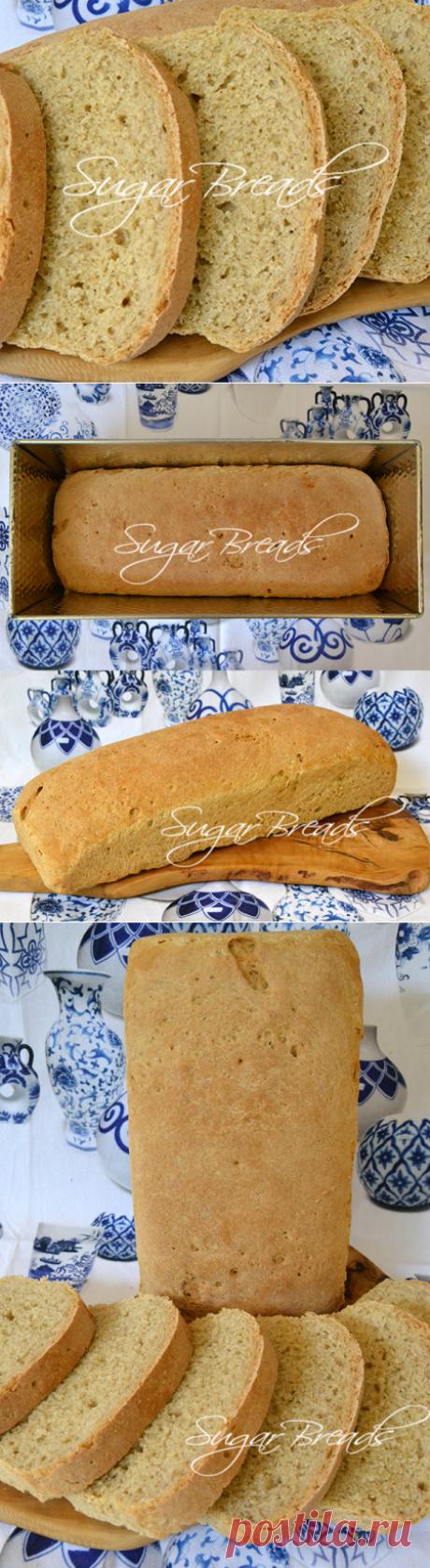 Деревенский хлеб из смешанной муки | Sugar & Breads in Russia