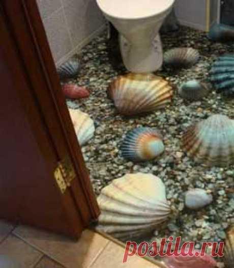 Наливные полы 3d Казань