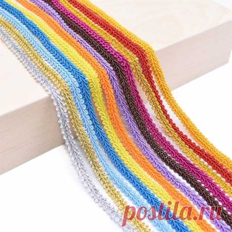 Тесьма 15 варианов цвета  Отличное качество, цвет насыщенный очень порадовал ещё закажу и вам советую ================== https://s.click.aliexpress.com/e/cAPjVHAi?product_id=..