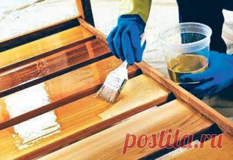 Какое покрытие надолго защитит террасную доску от трещин и царапин