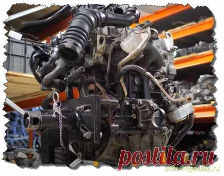 Двигатель рено D4F - Неисправности
