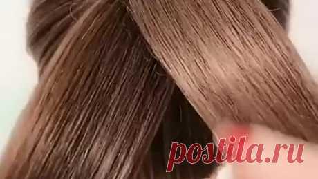 Творческие идеи с волосами