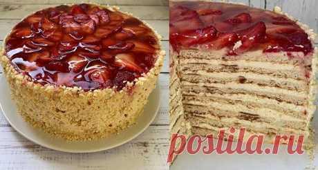 Быстрый торт на сковородке: дачный вариант! | DiDinfo | Яндекс Дзен