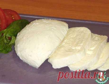 Домашний сыр Моцарелла без фермента – кулинарный рецепт