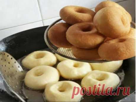 Самые проверенные рецепты - Самые вкусные пончики