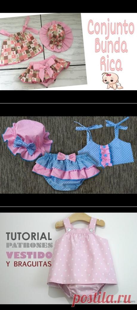 (950) Bata e calcinha de bebê bunda rica passo a passo MOLDE GRATIS - YouTube