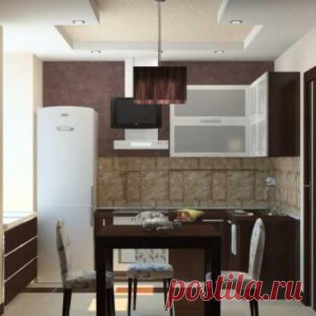 Маленькие кухни – используем ограниченное пространство эффективно