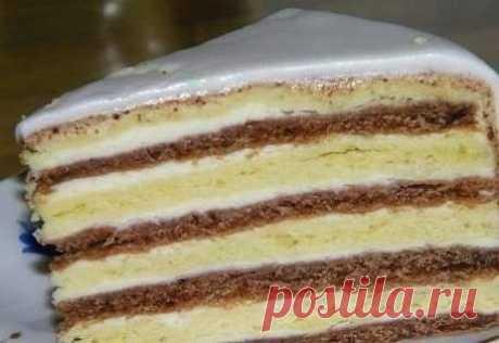 Как приготовить торт мишка на севере - рецепт, ингредиенты и фотографии