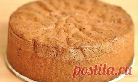 Бисквит, который получается таким идеальным всегда! По этому рецепту бисквит всегда получается идеальным, благодаря маленькому секретику.Как приготовить бисквит Ингредиенты Яйца куриные — 4 шт. Сахар — 150 г Мука — 150 г Разрыхлитель теста — 1 ч. л. Ре…