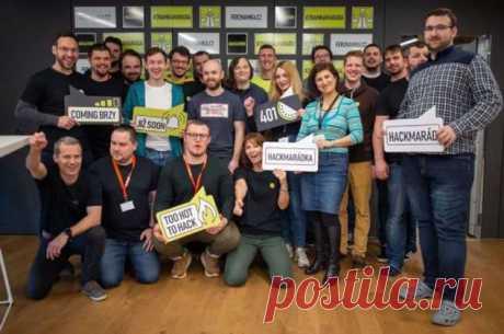 В Чехии программисты за два дня бесплатно сделали сайт, на который министр хотел потратить €16 млн . Тут забавно !!!